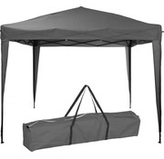 Pro Garden Pro Garden Partytent Easy Up 300 X 300 X 245 Polyester Antraciet