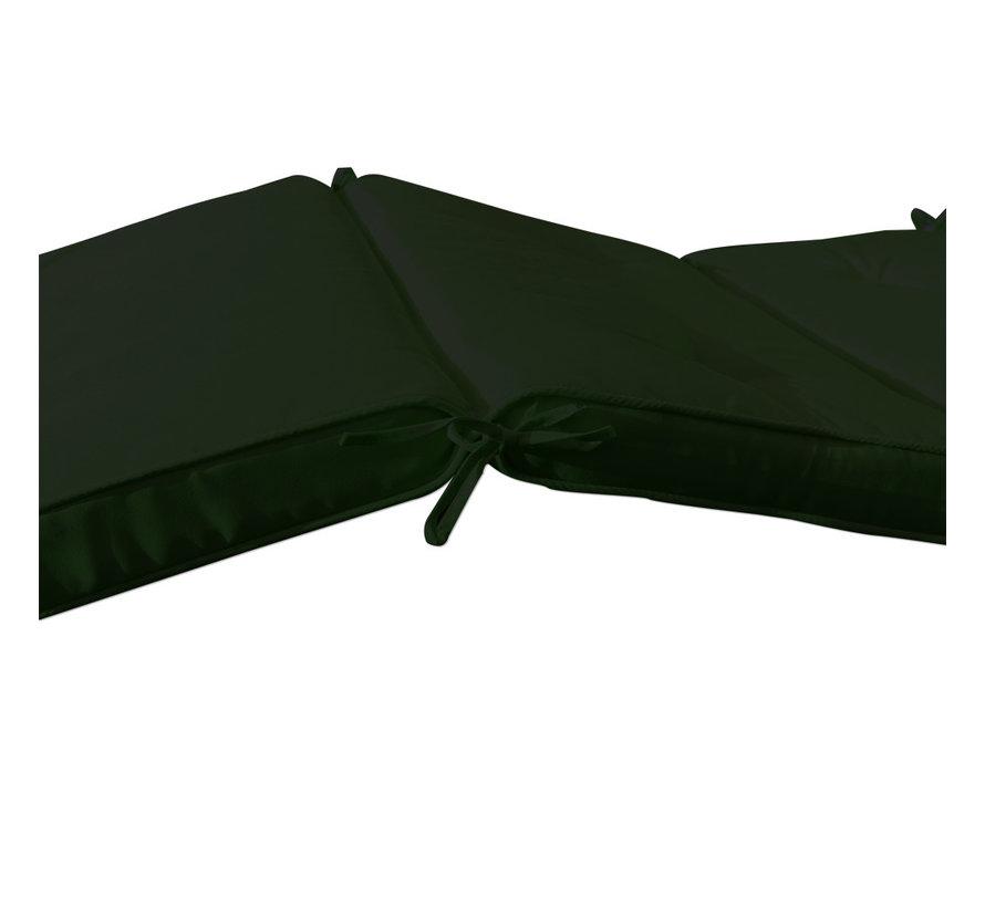 Detex Overlay Zonnenbed Groen 196x55x5cm