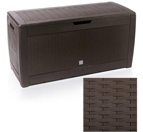 Deuba Deuba Opbergbox Bruin 119x48x60cm