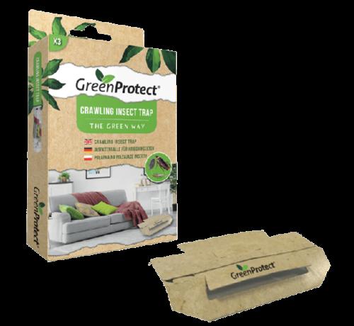 Green Green Protect Kruipende Insectenvak - zilvervisjes, kakkerlakken, pissebedden, mieren