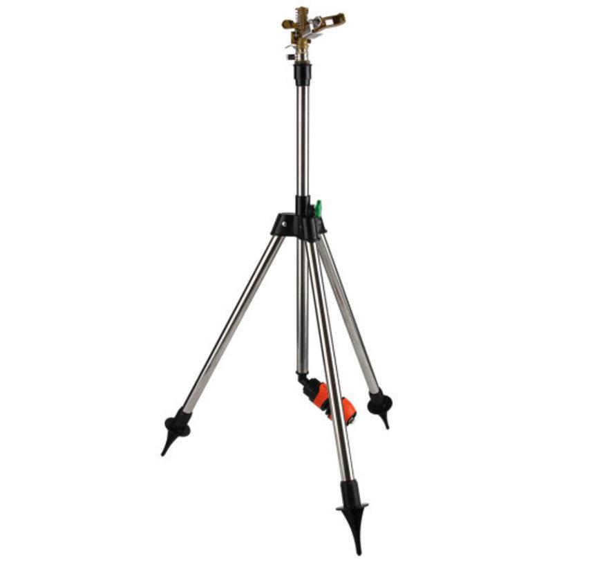 Deuba Gazonsproeier Irrigatie met Telescopische Standaard