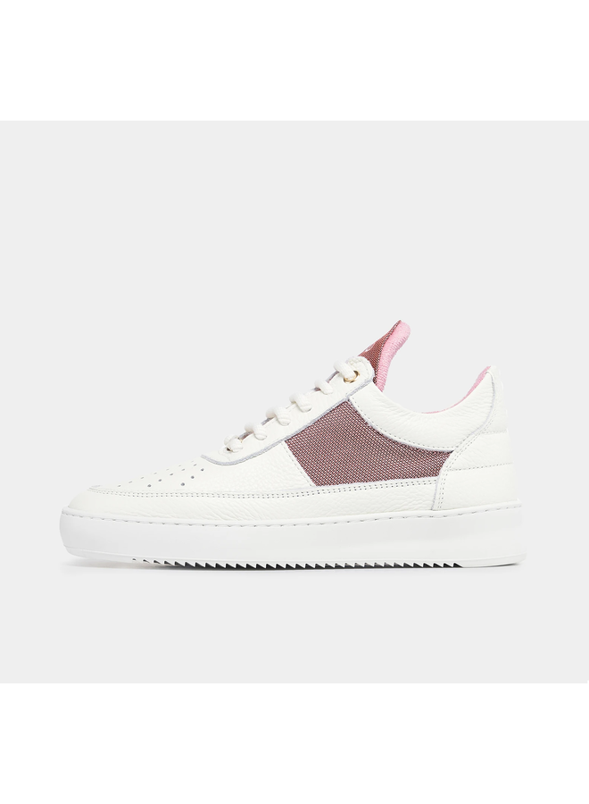 FILLING PIECES LOW TOP RIPPLE GAME WIT ROZE [FIL11] LT Ripple Game [Pink]