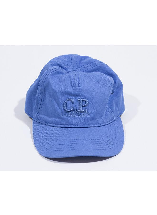 C.P. COMPANY CAP BLAUW