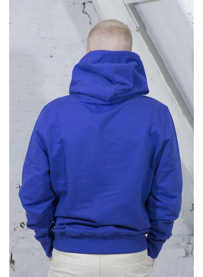 DAILY PAPER E-SHIELD HOODIE BLAUW [DP11] Eshield Hood [M. blue]