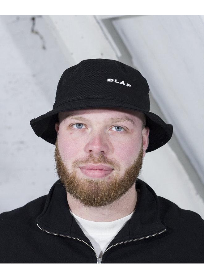 BUCKET HAT ZWART [OH11] Bucket Hat [black]