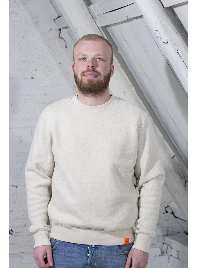 Aspesi Sweater naturel uni  [ASP11] AY40G458 [01043]
