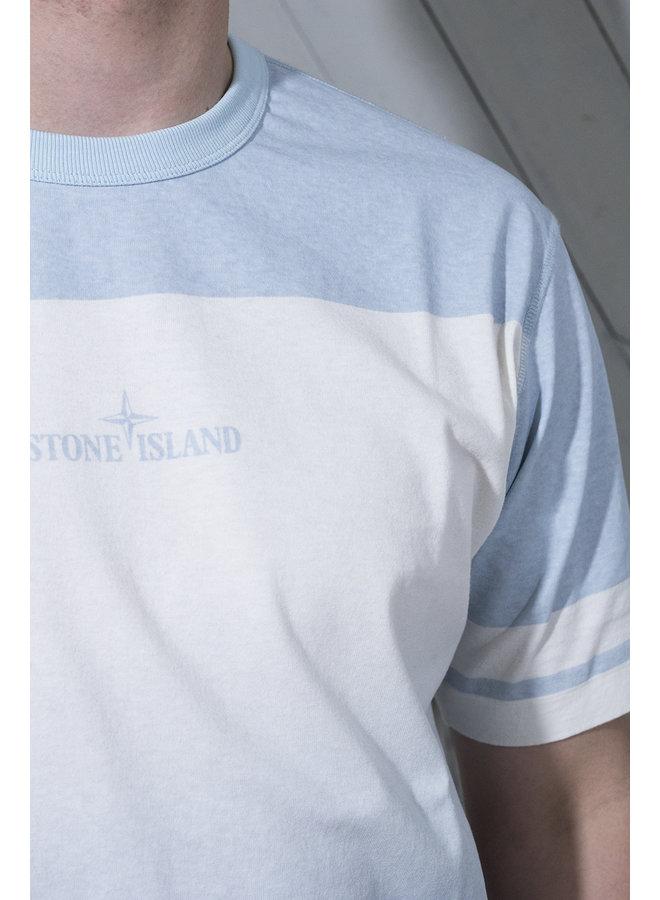 Stone Island T Shirt KM  ged.  [SI11] 23340 [41]
