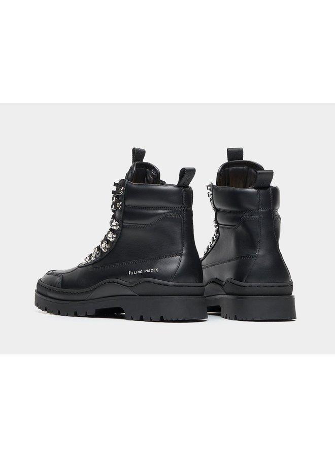 Schoenen [FIL31] Mountain Boot Nappa [Black]