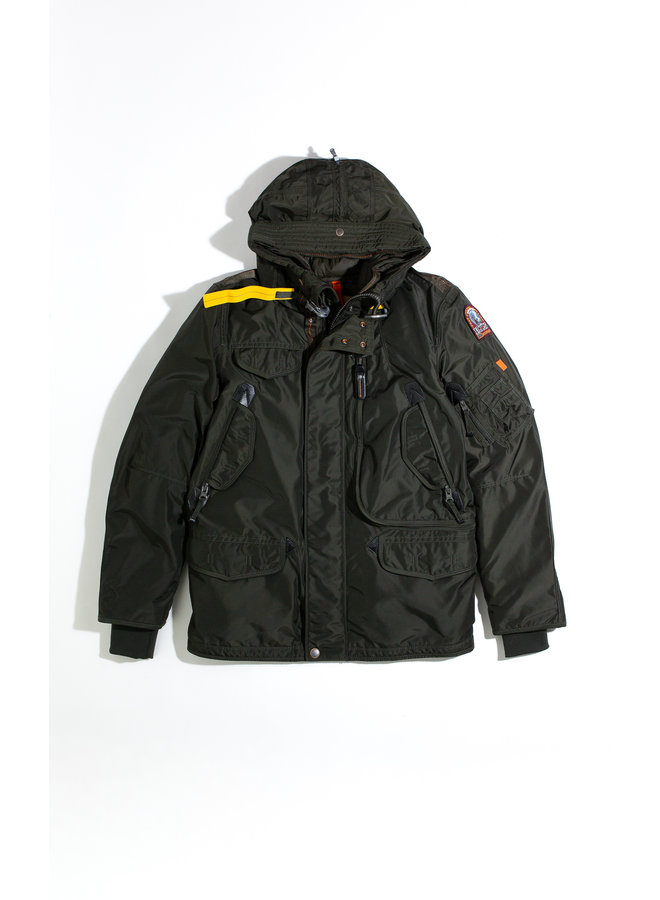 PARAJUMPERS RIGHT HAND PARKA GROEN