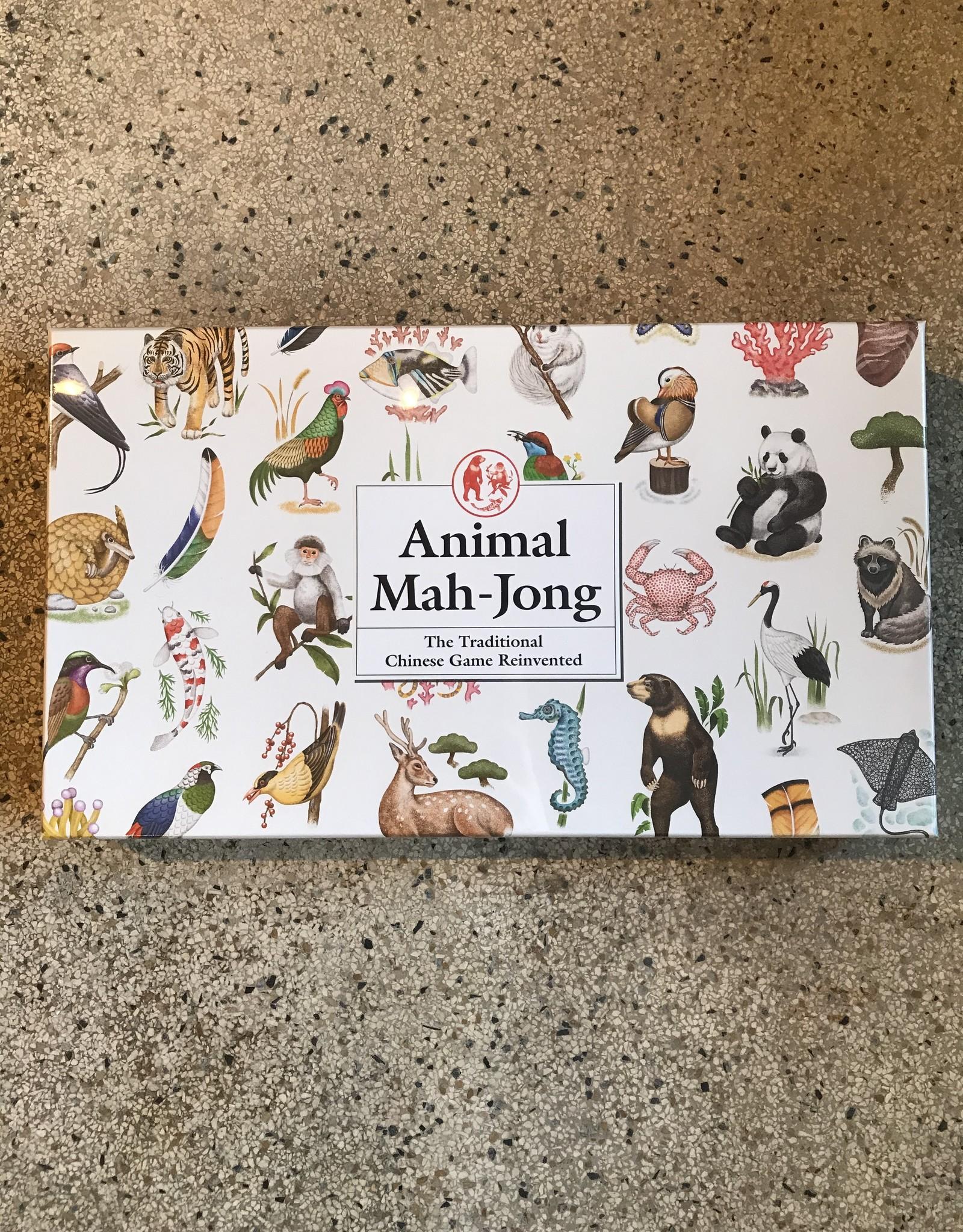 Laurence King Animal Mah-Jon  . Engels talige speluitleg