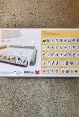Laurence King Learn how to play mah-jong with this beautifully illustrated mah-jong set!
