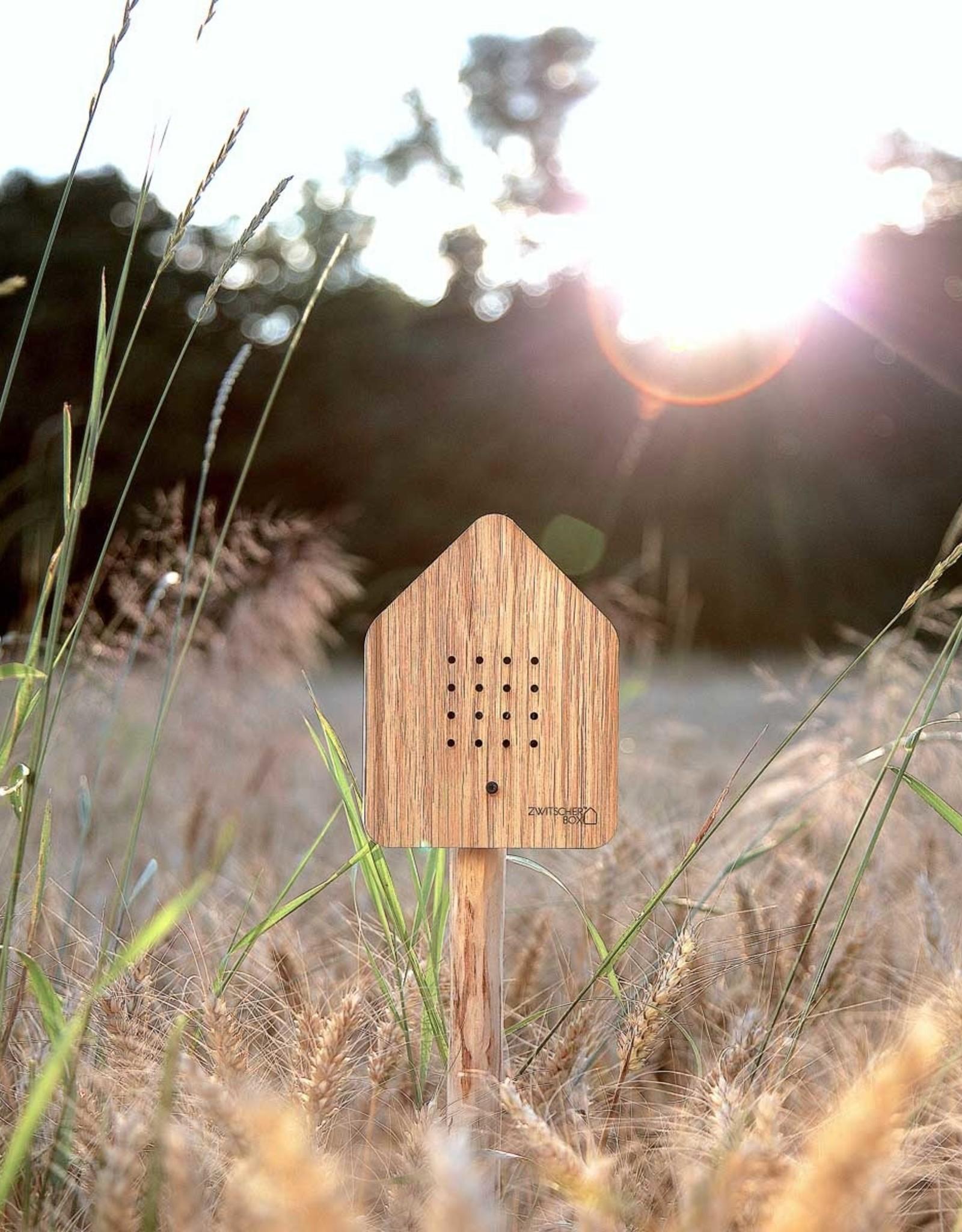 Relaxsound Zwitscherbox vogelgeluiden huisje