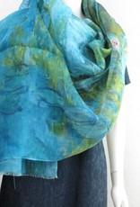 OtraCosa 100% woollen Scarf 'Monet'