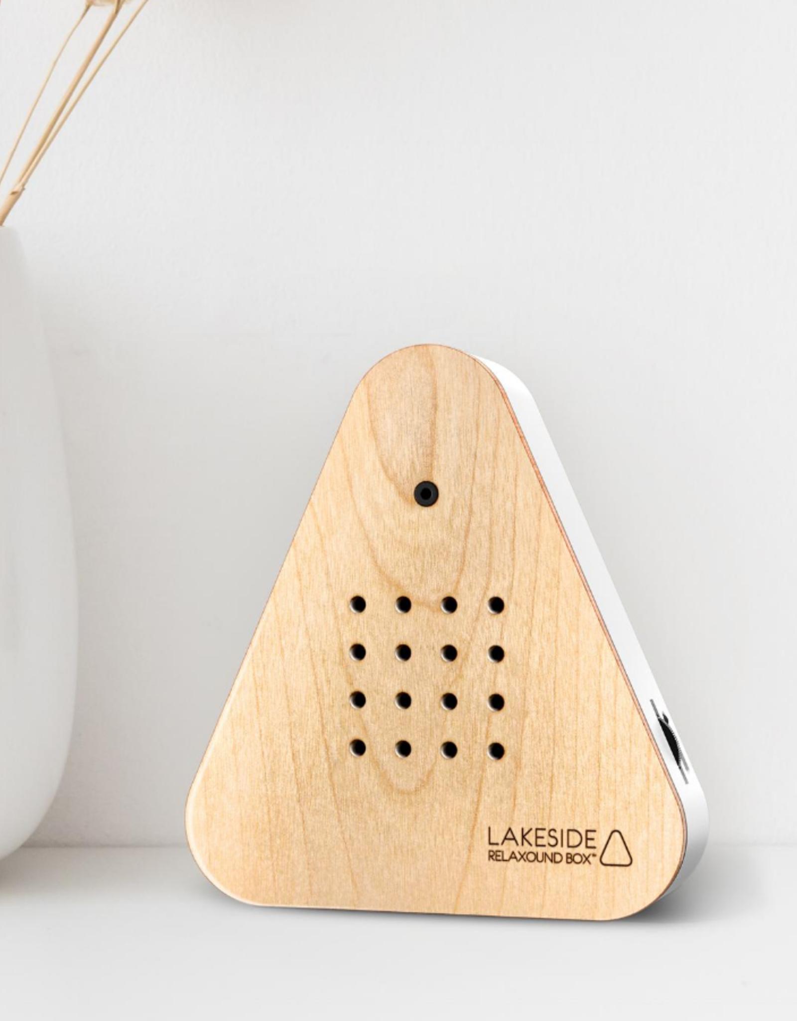 Zwitscherbox Lakeside Soundbox Berken