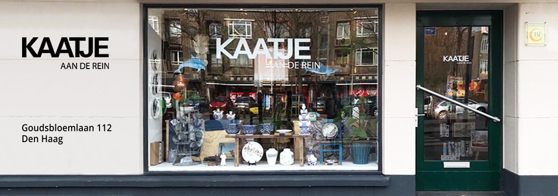 Winkel aan de Goudsbloemlaan in Den Haag