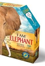 madd capp puzzles I am Elephant - puzzel 700 stukjes