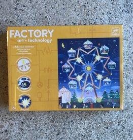 Djeco Factory - Art and Technology - Djeco