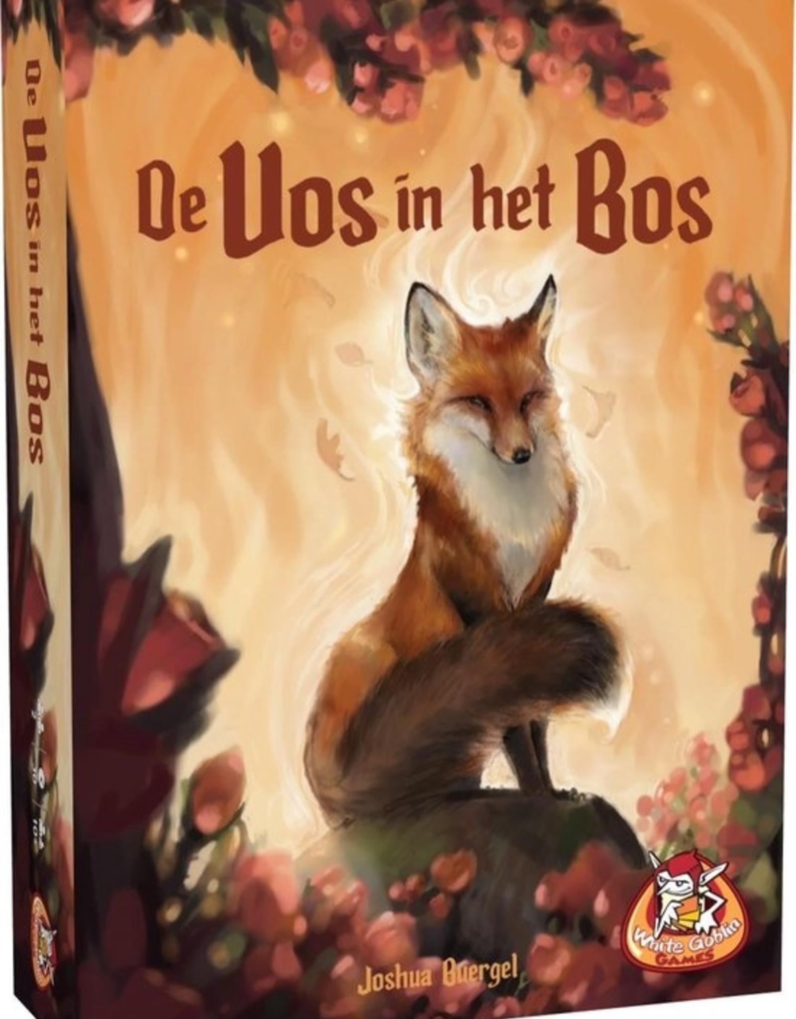 White goblins De vos in het bos - game  ( Dutch version)