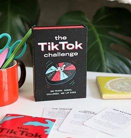 Laurens King The tik tok challenge - game  (English edition)