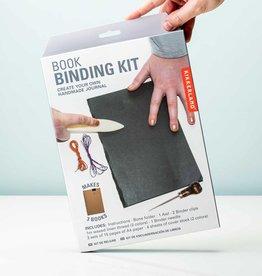 kikkerland Book binding kit