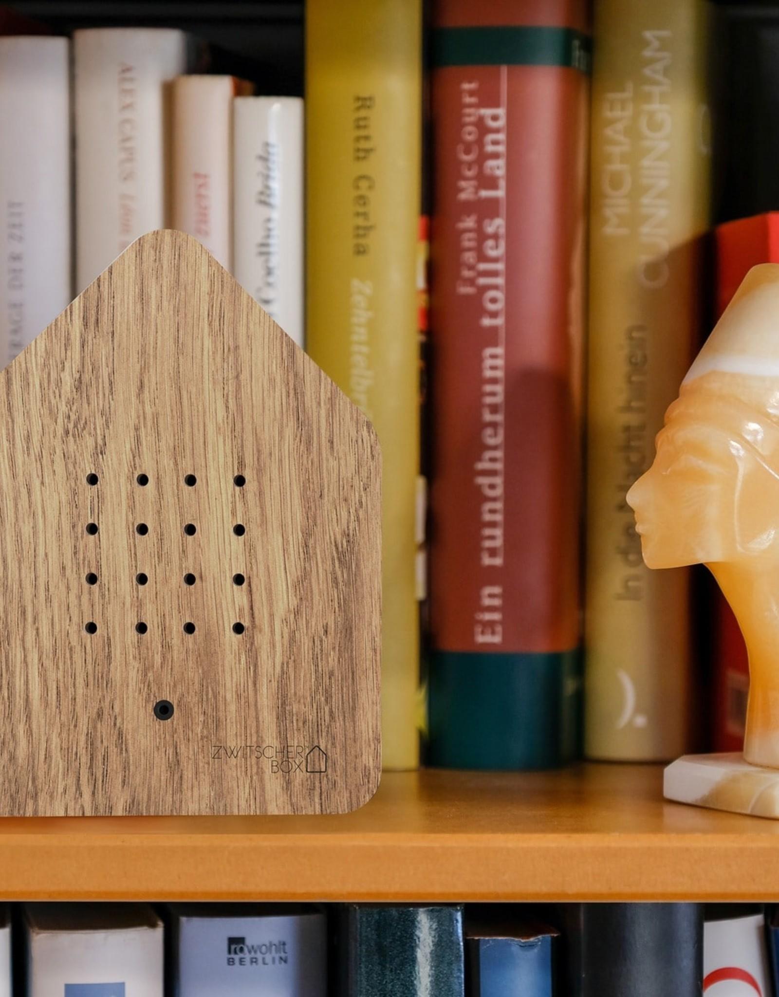 Zwitscherbox relaxing vogel geluiden doosje