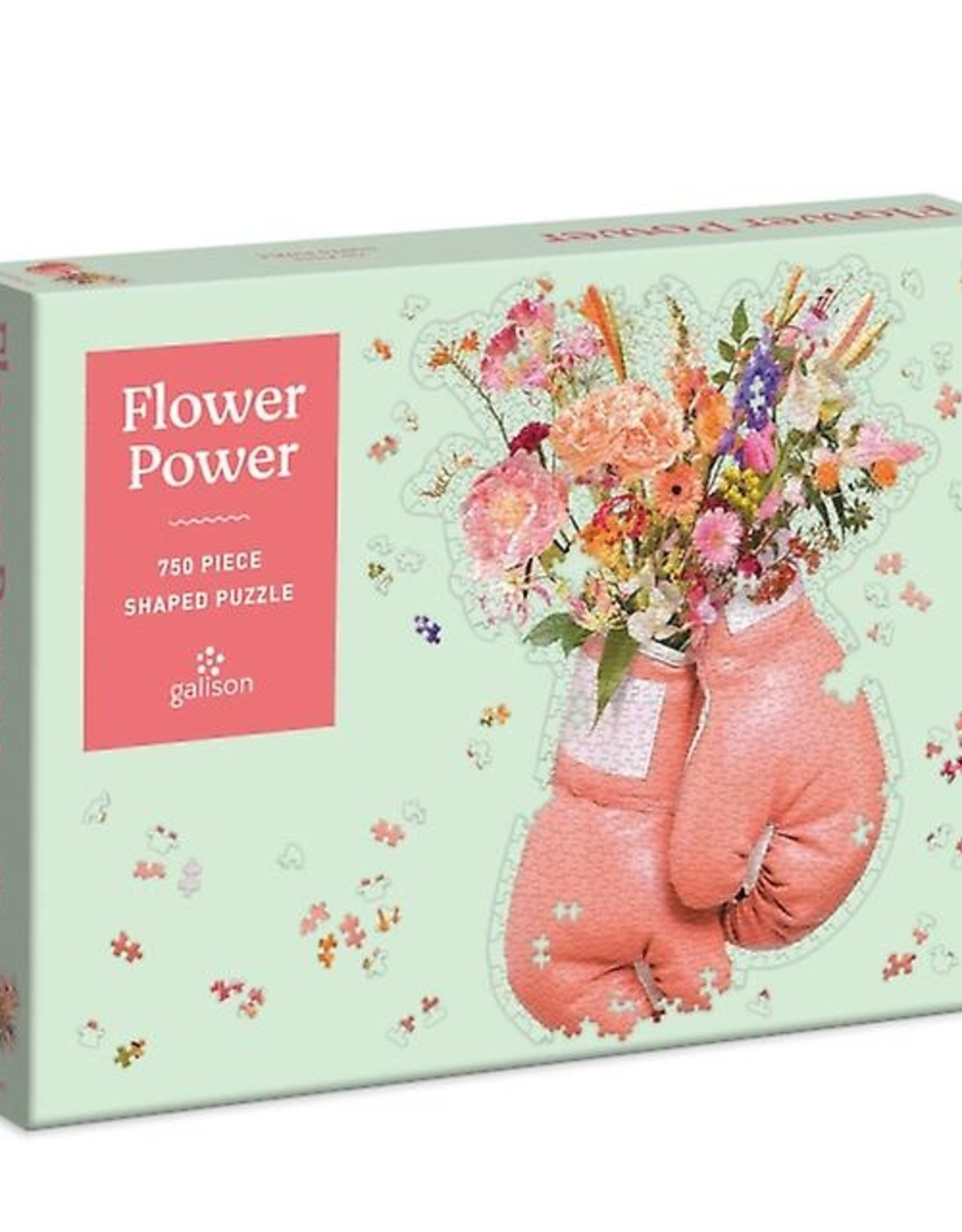 Galison Flower Power Puzzel 750 stukjes