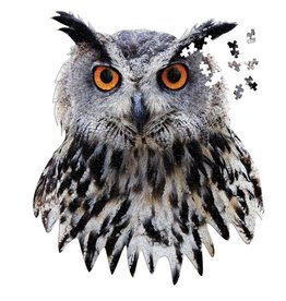 Madd Capp Puzzles I am Owl puzzle