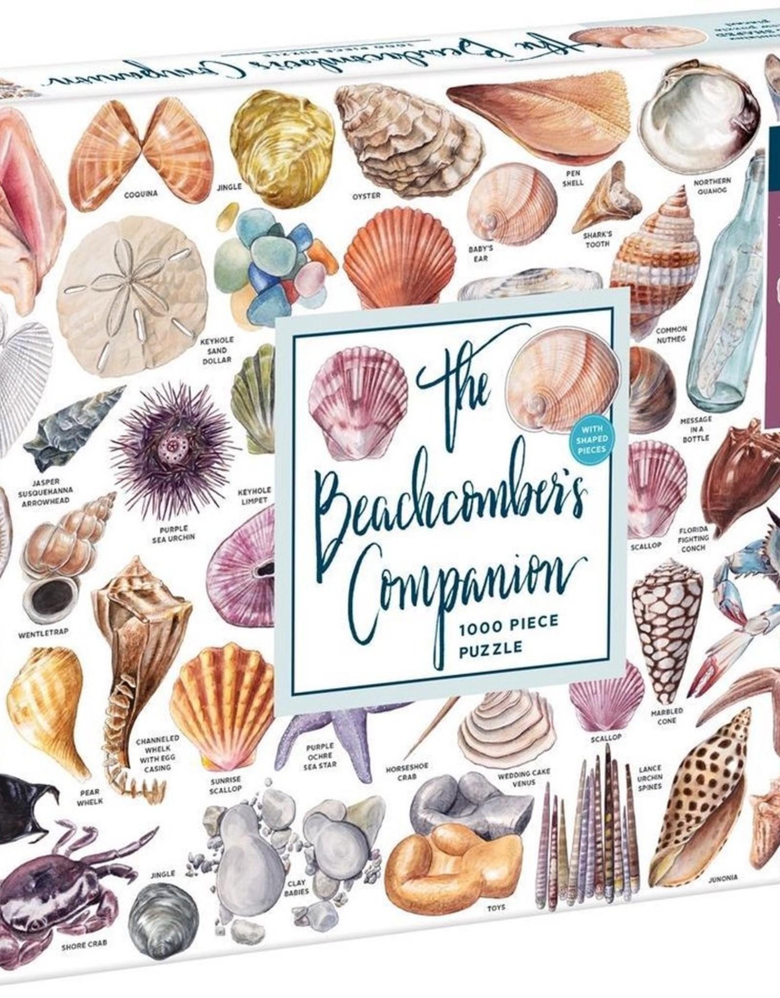 Galison The Beachcombers's companion puzzel, 1000 stukjes