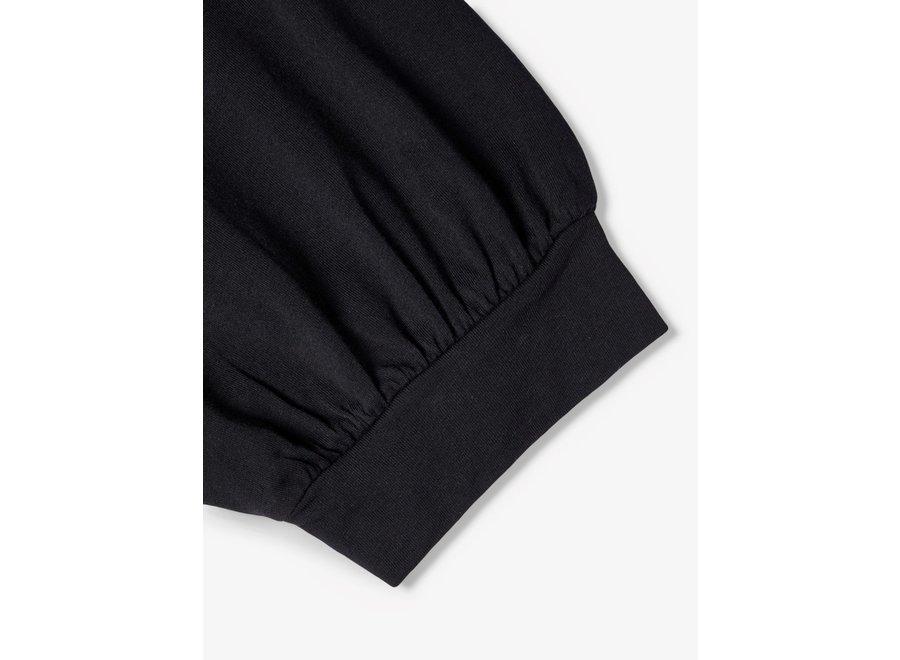 Ballon Short Top BLACK