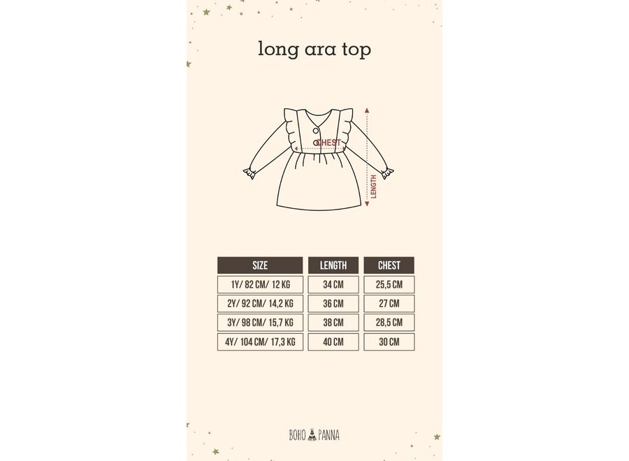 Long Ara Top - Copy