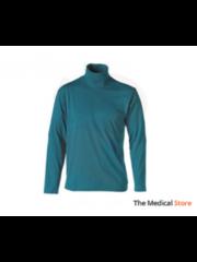 Rescuewear Roll Neck / Pully, Enamel Blau