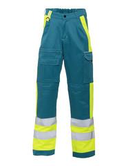 Rescuewear Unisex Hose Dynamic, Enamel / Neon Gelb