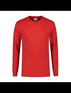 Santino T-shirt langarm James, rot