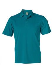 Rescuewear Poloshirt korte mouw Basic, Enamelblauw
