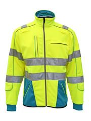 Rescuewear Sweatjack Dynamic HiVis, Enamel/Neongeel