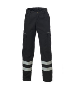 Rescuewear Unisex Broek Basic, Zwart