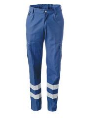 Rescuewear Unisex Hose Basic, Navy Blau