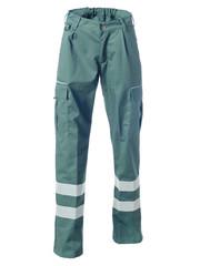 Rescuewear Unisex Broek Basic, Groen