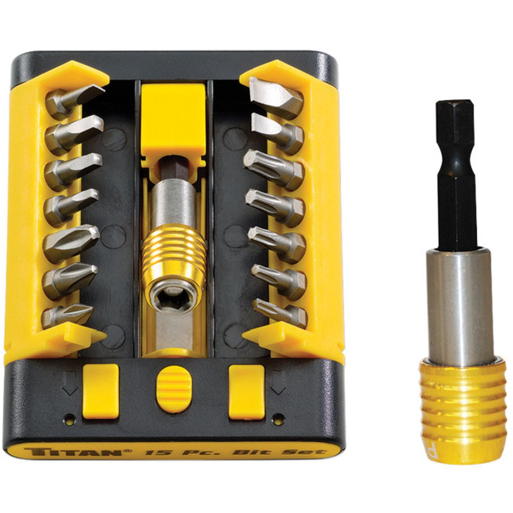 Buck Buck 15-delige hex tool set voor de Buck TOPS en Buck CSAR