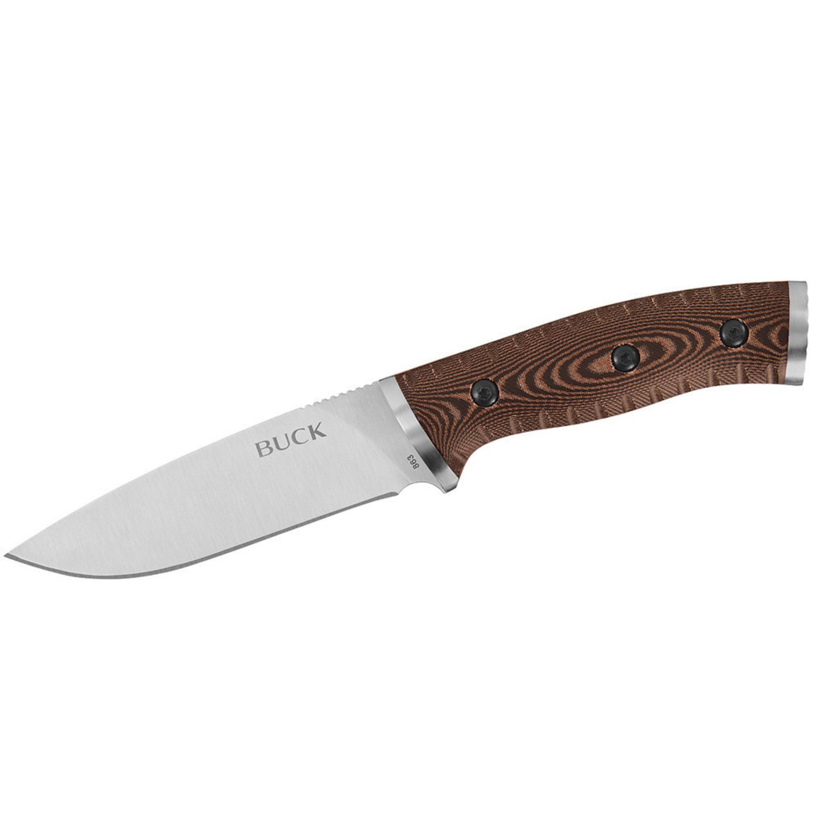 Buck Buck Selkirk vaststaand mes