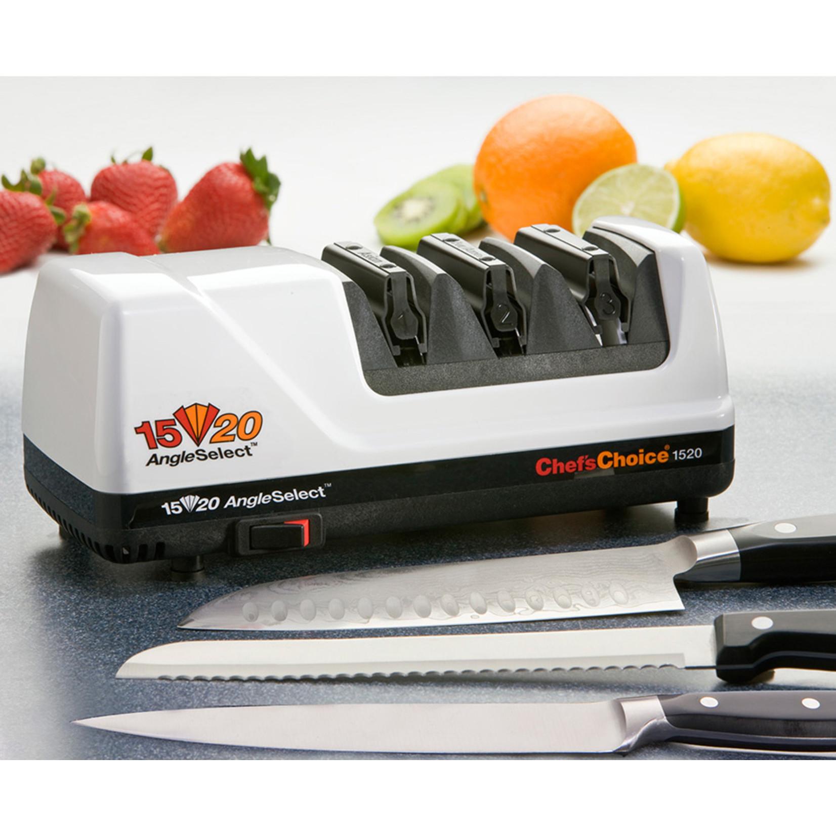 ChefsChoice Chef's Choice Messenslijper 1520 RVS