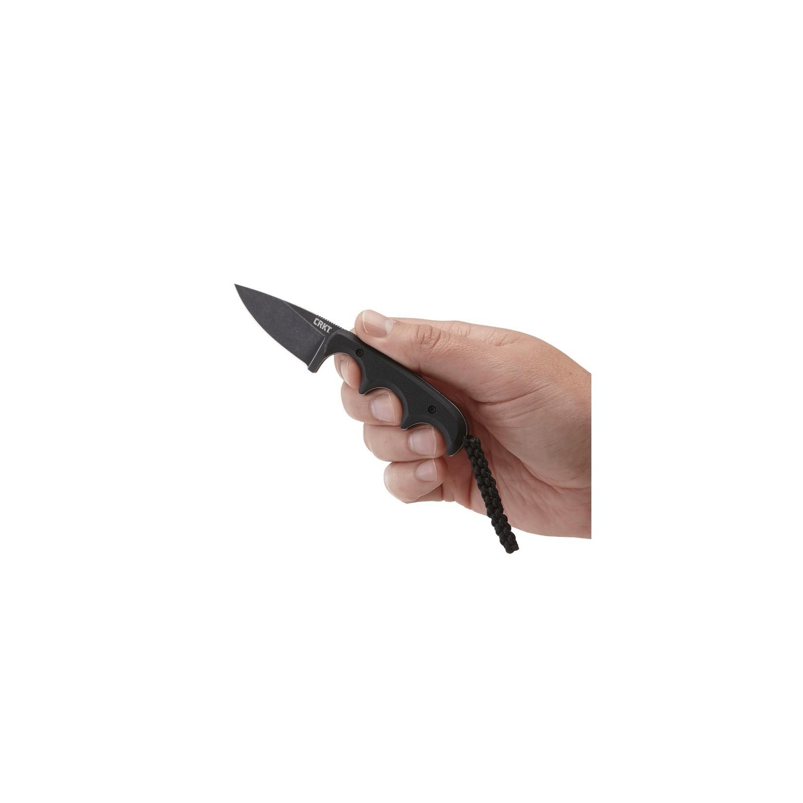 CRKT CRKT Minimalist droppoint zwart