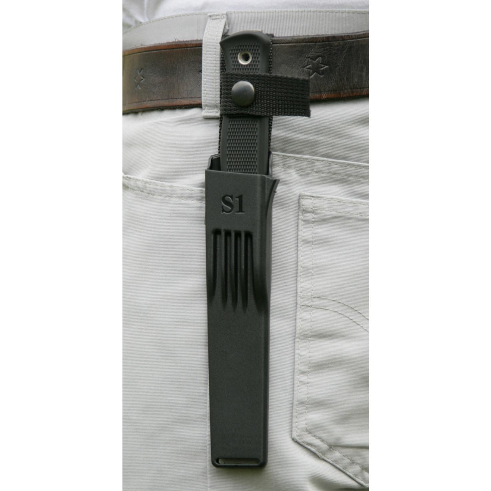 Fallkniven Fallkniven Forest Knife zwart