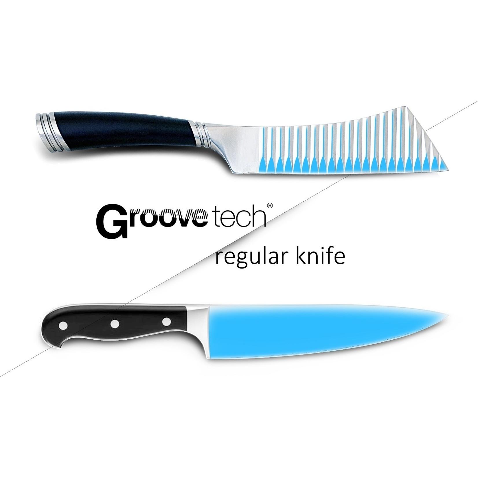 Groovetech Groovetech Universeel keukenmes 13cm