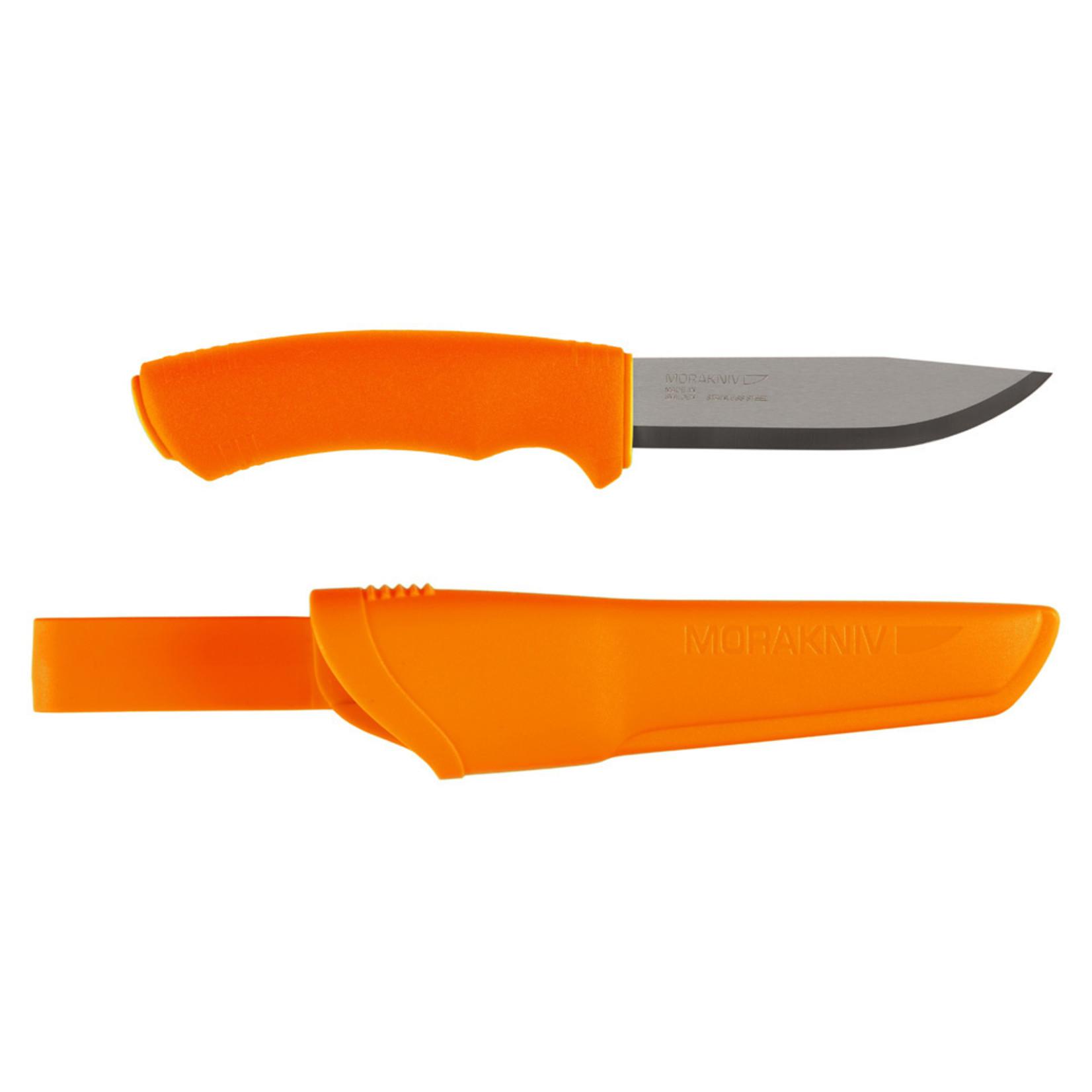 Mora of Sweden Mora Bushcraft oranje