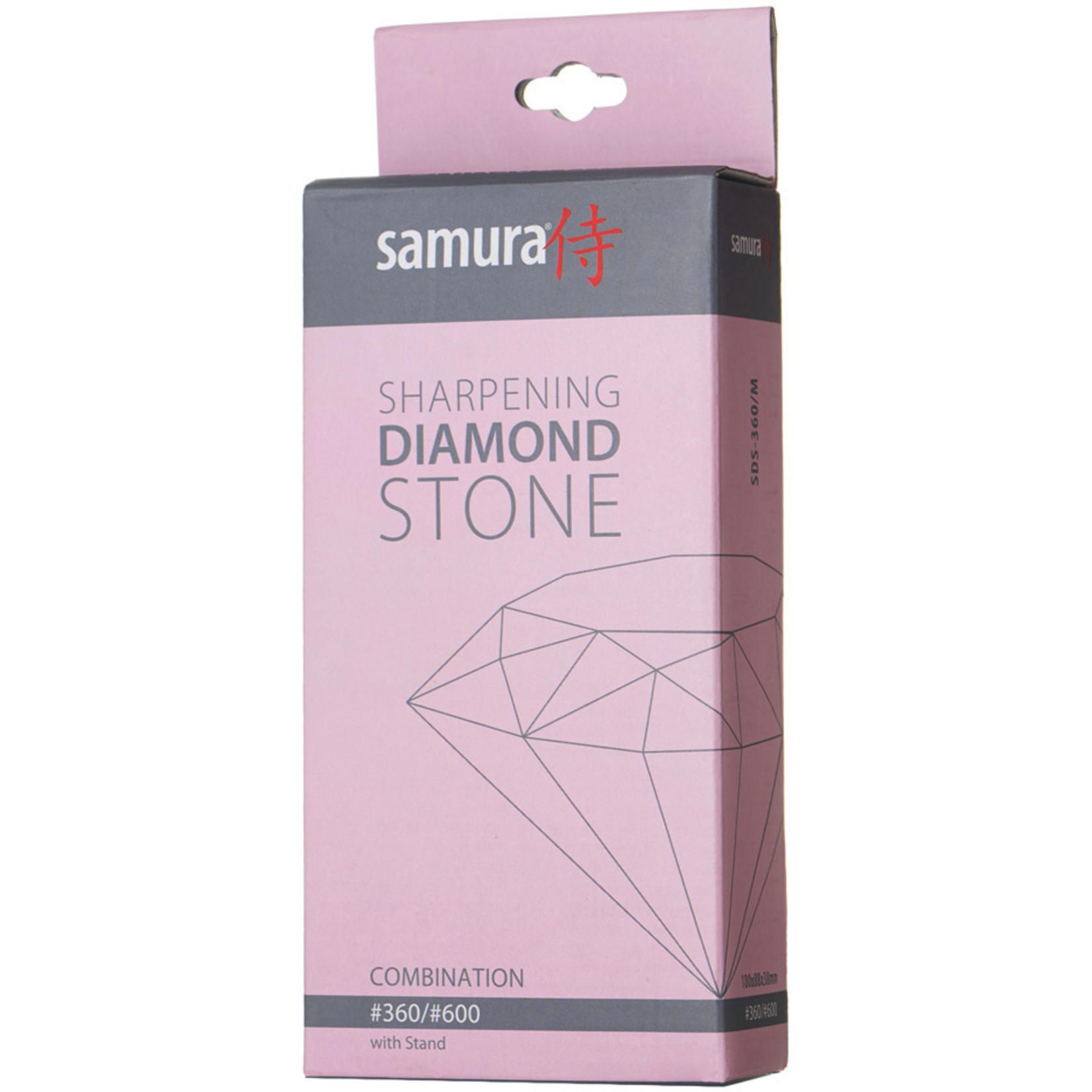 Samura Samura slijpsteen korrel 360/600, diamant