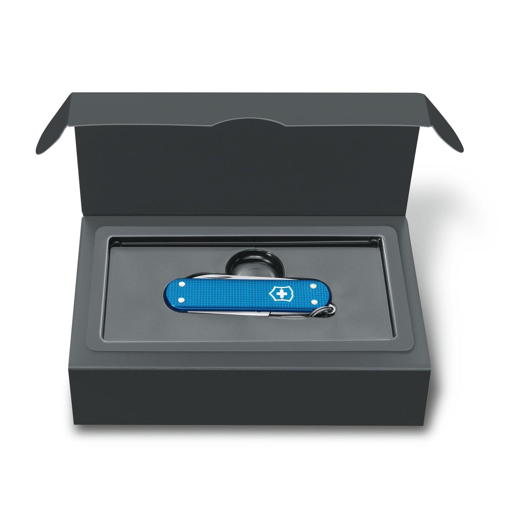 Victorinox Victorinox Classic Alox zwitsers zakmes limited edition 2020 blauw