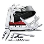 Victorinox SwissTool X plus inclusief leren etui