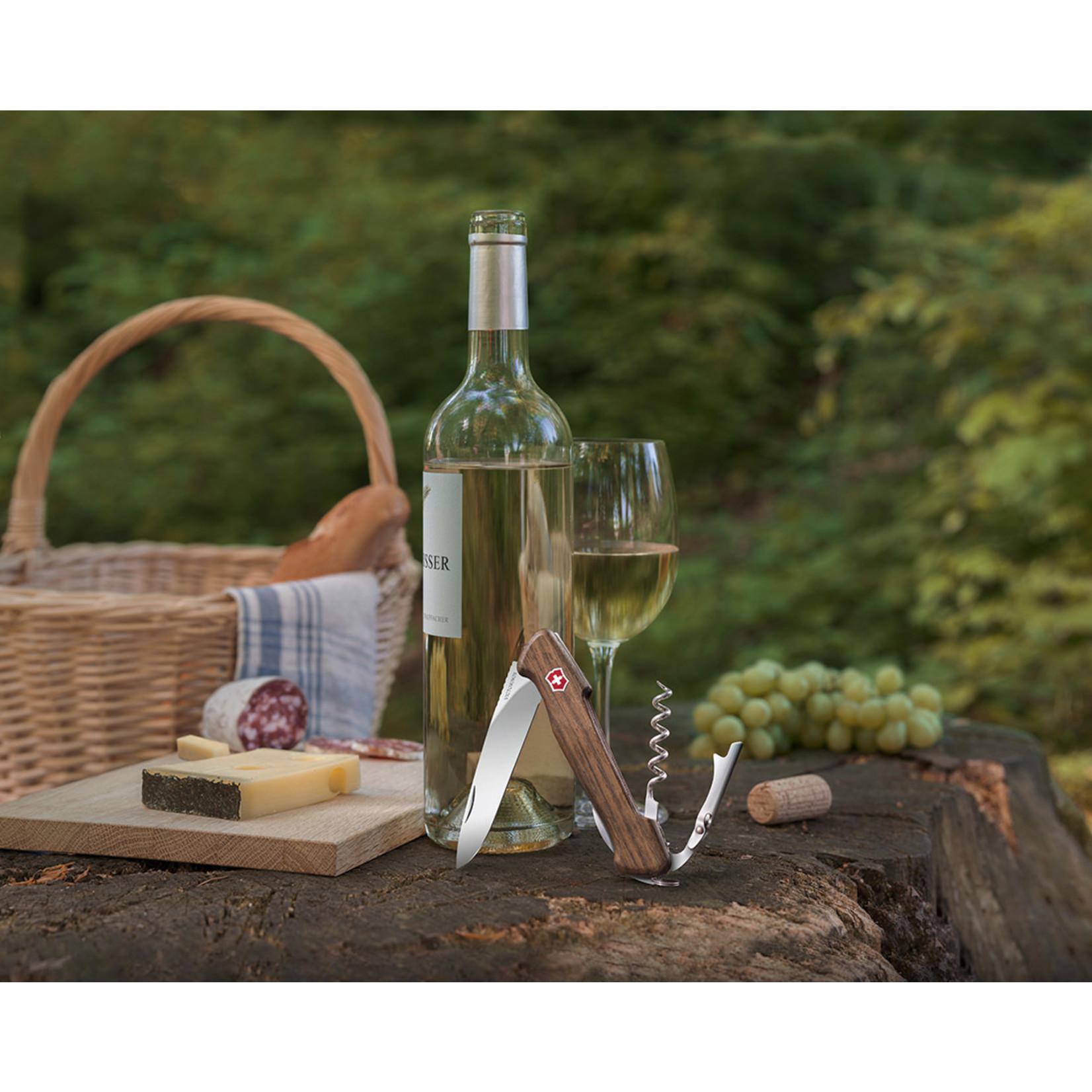 Victorinox Victorinox Wine master Walnoot