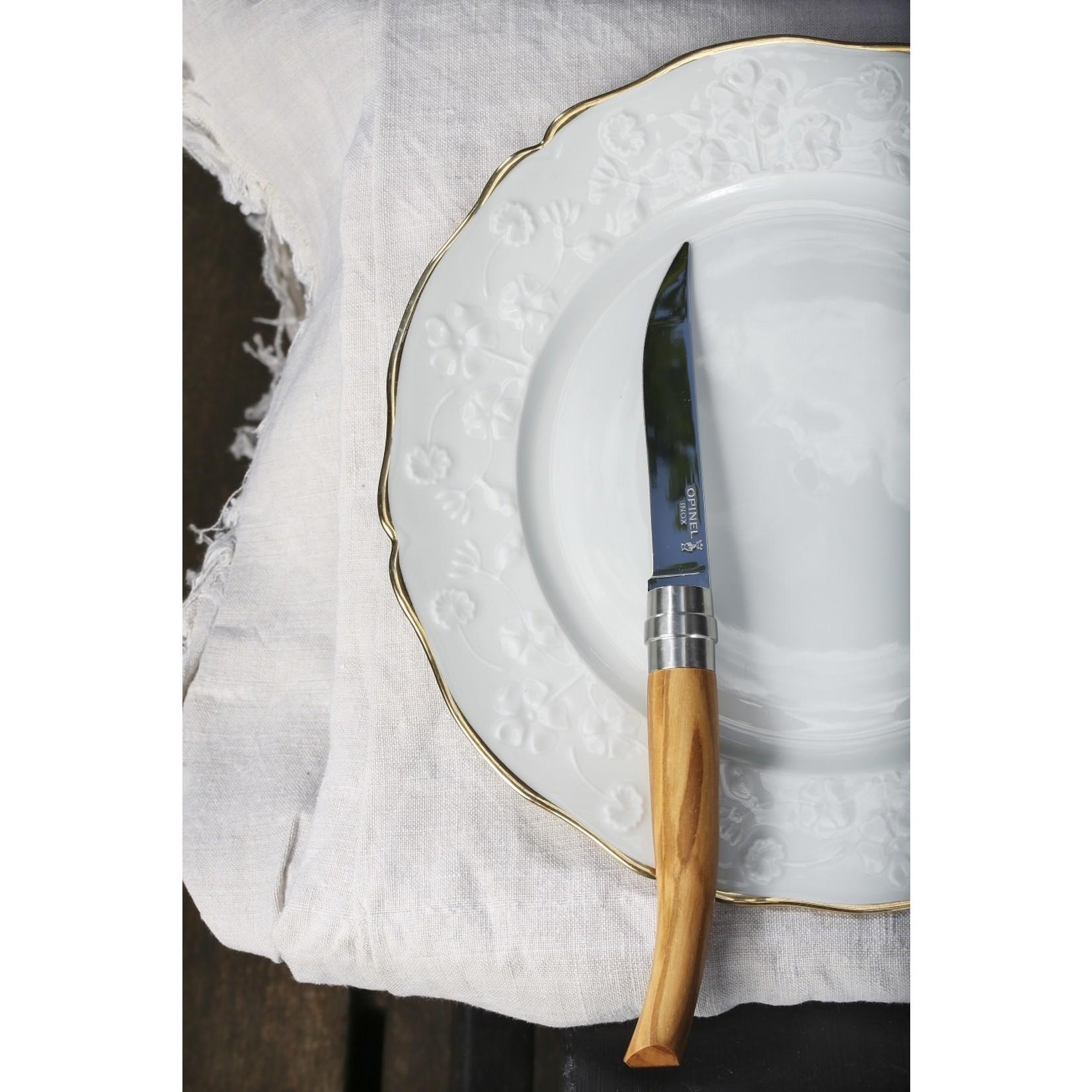 Opinel Opinel Chic tafelmessen 4-delig olijfhout